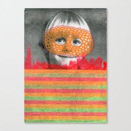 Kurt Series 002 Canvas Print