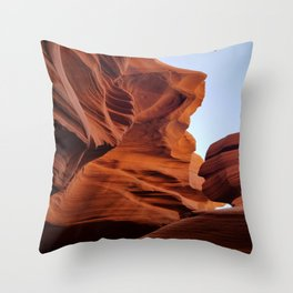 Antelope Canyon  #8 Throw Pillow