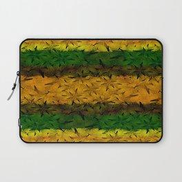Tribal Floral Pattern Laptop Sleeve