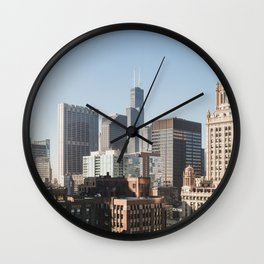 City View Wall Clock