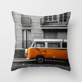 Freedom trip Throw Pillow