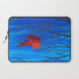 The Last Leaf on the Tree Laptop Sleeve