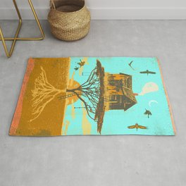 TREEHOUSE ROOTS Rug