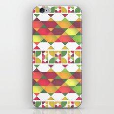 Apples Pattern iPhone & iPod Skin