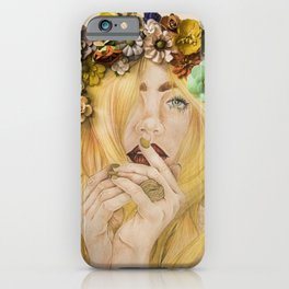 Mary Jane iPhone Case