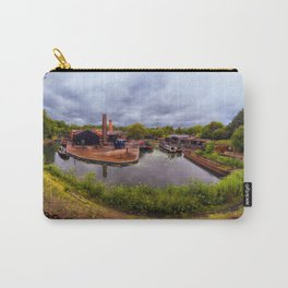 Black Country Living Museum Boat Yard Peaky Blinders Carry-All Pouch