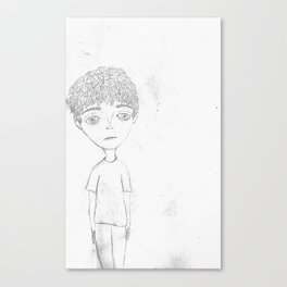 1000% done Canvas Print