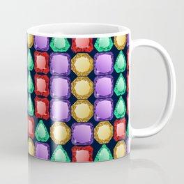 Colorful diamonds Coffee Mug