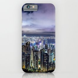 Kam Shan Country Park Cityscape, Hong Kong #2 iPhone Case