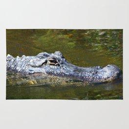 Wild Gator Rug