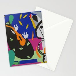 Matisse Cut Out Collage Stationery Cards