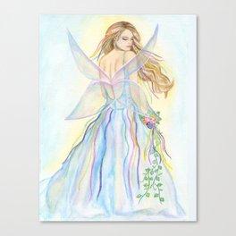 Fairy Bride Canvas Print