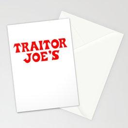 Traitor Joe's Stationery Cards