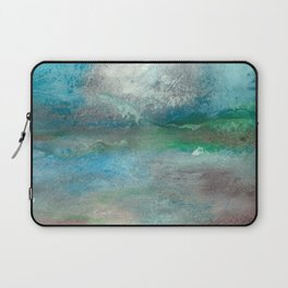 At the shore Laptop Sleeve