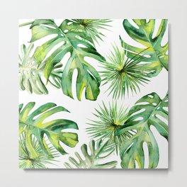 tropical again Metal Print