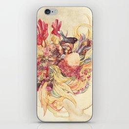 Wild Bouquet iPhone Skin