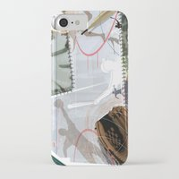 baseball iPhone & iPod Cases featuring BASEBALL by Robin Curtiss