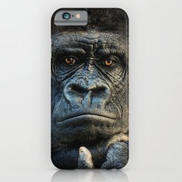 thinking about U iPhone Case