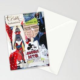 Mikki Hiiri Stationery Cards