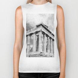 Mystical Parthenon Biker Tank