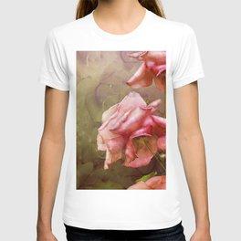 Wonderful roses T-shirt