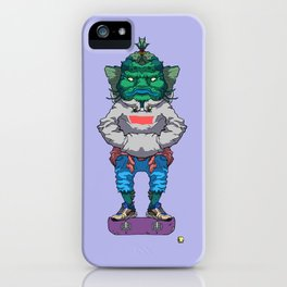 Gill Man iPhone Case
