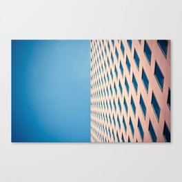Urban Sky Canvas Print
