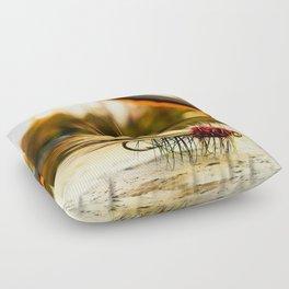 Caddis Fly Floor Pillow