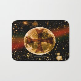 A Templar Night 003 Bath Mat
