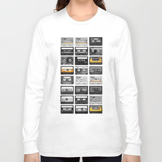 Retro Tapes Long Sleeve T-shirt
