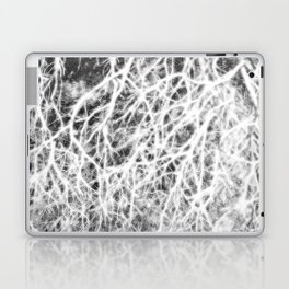 Glowing Brush Laptop & iPad Skin