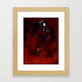 celes Framed Art Print