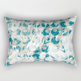 New Tendances light marble Rectangular Pillow