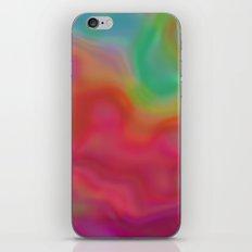 Color Fantasy iPhone & iPod Skin