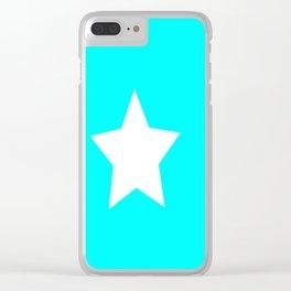 Flag of Somalia Clear iPhone Case