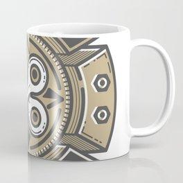 Cyclist Traveler Coffee Mug