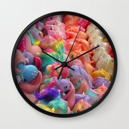 My Little Pony horse traders Wall Clock