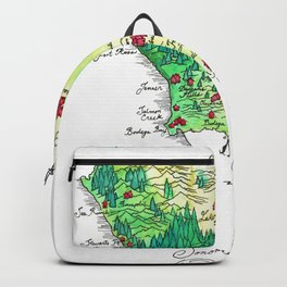 Sonoma County Backpack