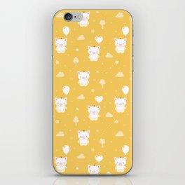 Baby Teddy Pigs iPhone Skin