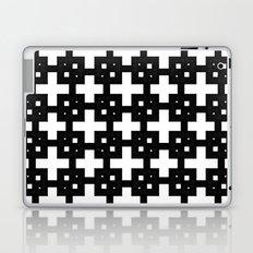 Telder Black & White Laptop & iPad Skin