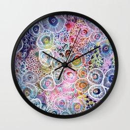 Wishy Washy Wall Clock