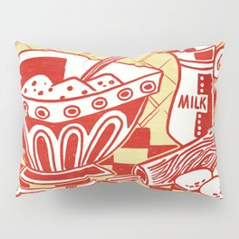 Mixing Up Something Good In The Kitchen Pillow Sham