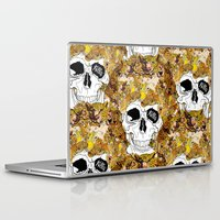 afro Laptop & iPad Skins featuring Afro by dogooder
