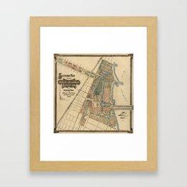 Chicago World Exposition 1893 Framed Art Print