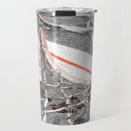 Basketball Artwork Backstreet Travel Mug