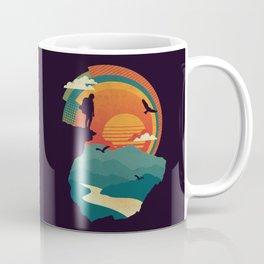 Cliffs Edge Coffee Mug
