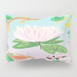 Happy Koi Pillow Sham