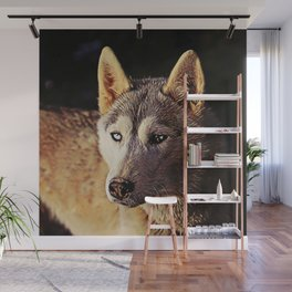 SmartMix Animal- Wolf Wall Mural