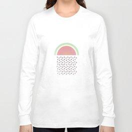 Raining Seeds Long Sleeve T-shirt