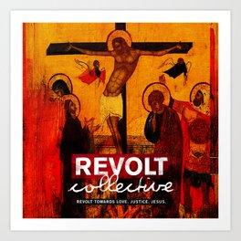 Revolt : Ancient Art Print